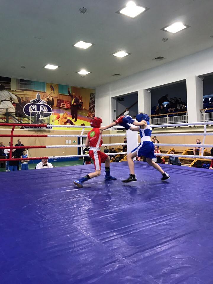 Фото-отчет с чемпионата и первенства Архангельской области по боксу среди старших юношей