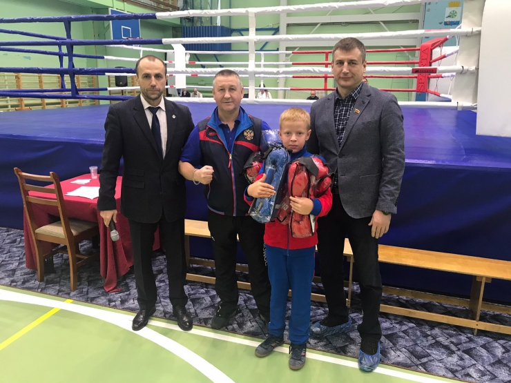 Фото с 20-го турнира по боксу памяти Бориса Порядина _10