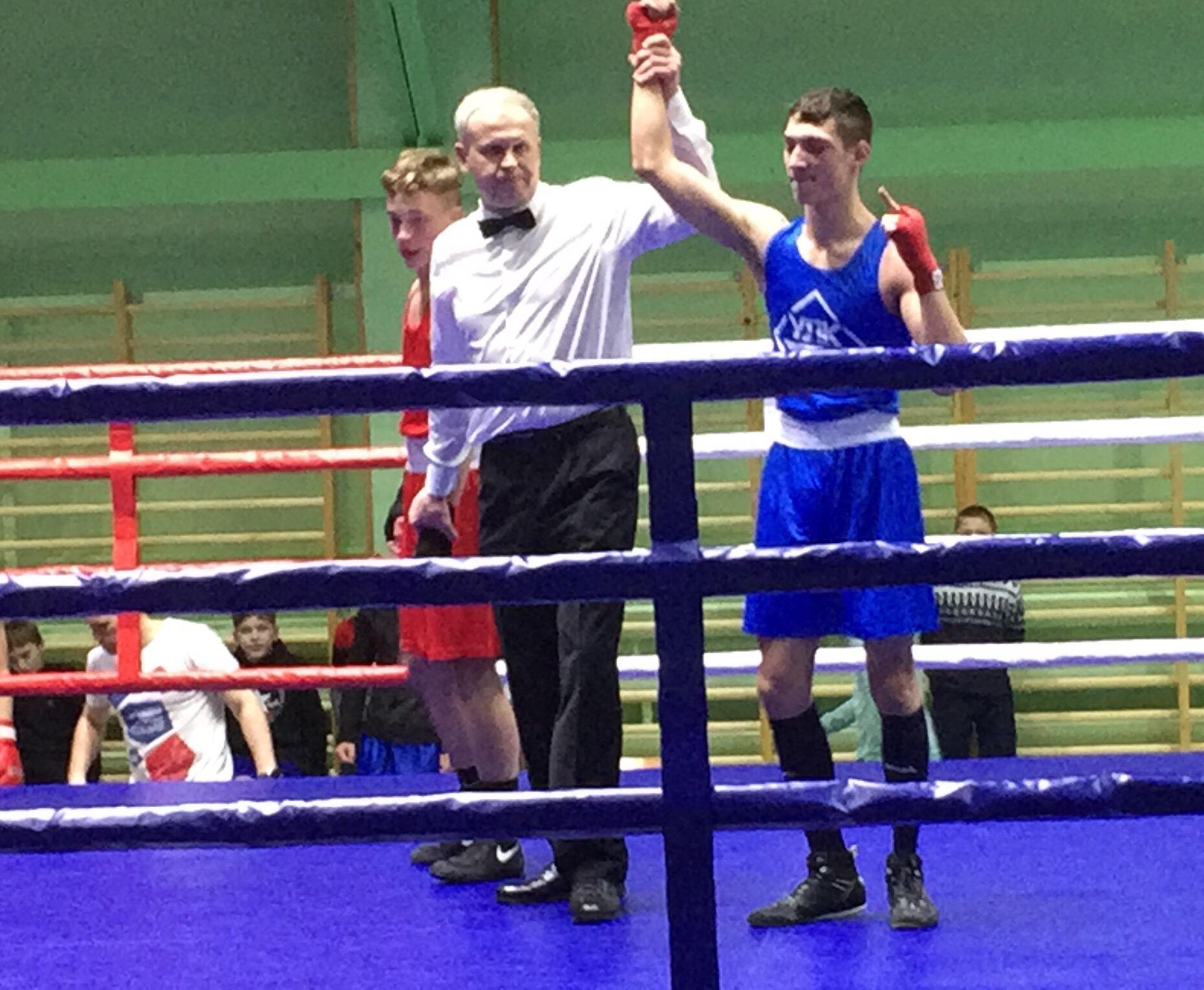 Фото с 20-го турнира по боксу памяти Бориса Порядина _4