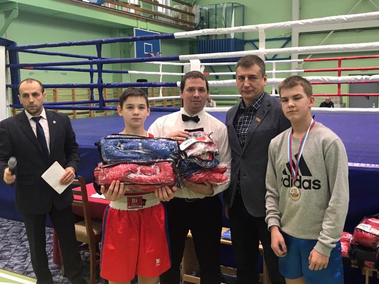 Фото с 20-го турнира по боксу памяти Бориса Порядина _8