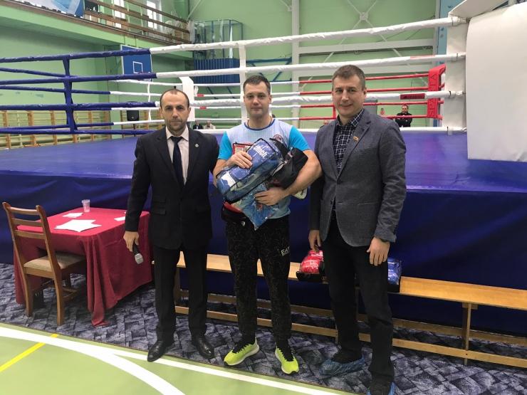 Фото с 20-го турнира по боксу памяти Бориса Порядина _9