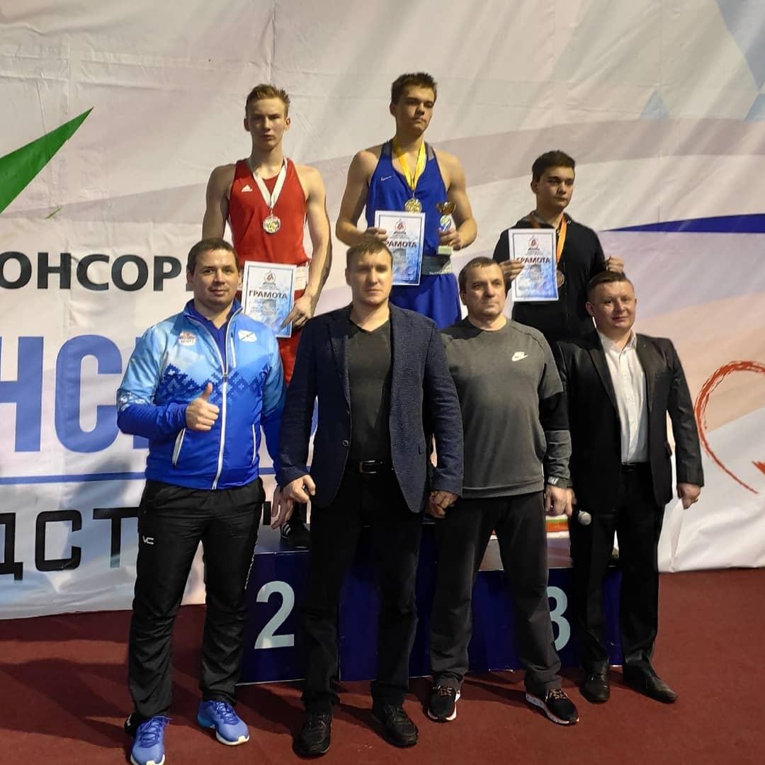 Фото с первенства СЗФО по боксу среди юниоров Ухта 2020_1