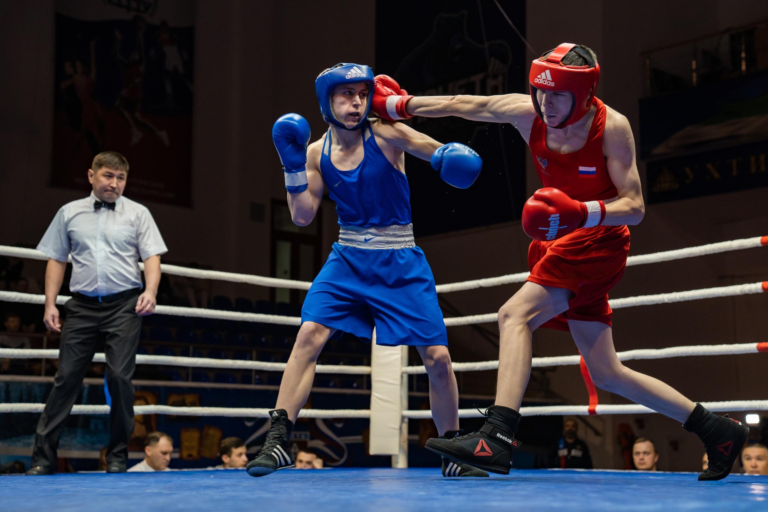 Фото с первенства СЗФО по боксу среди юниоров Ухта 2020_3