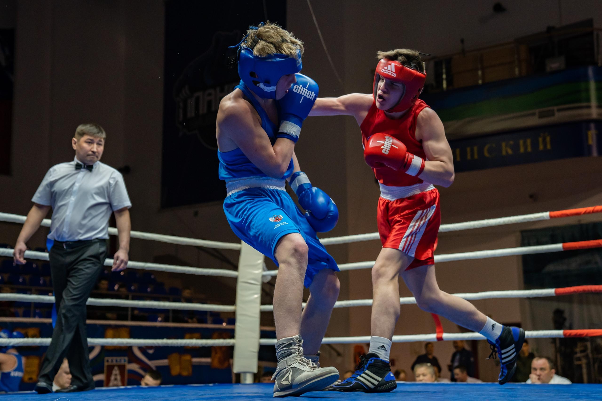 Фото с первенства СЗФО по боксу среди юниоров Ухта 2020_7