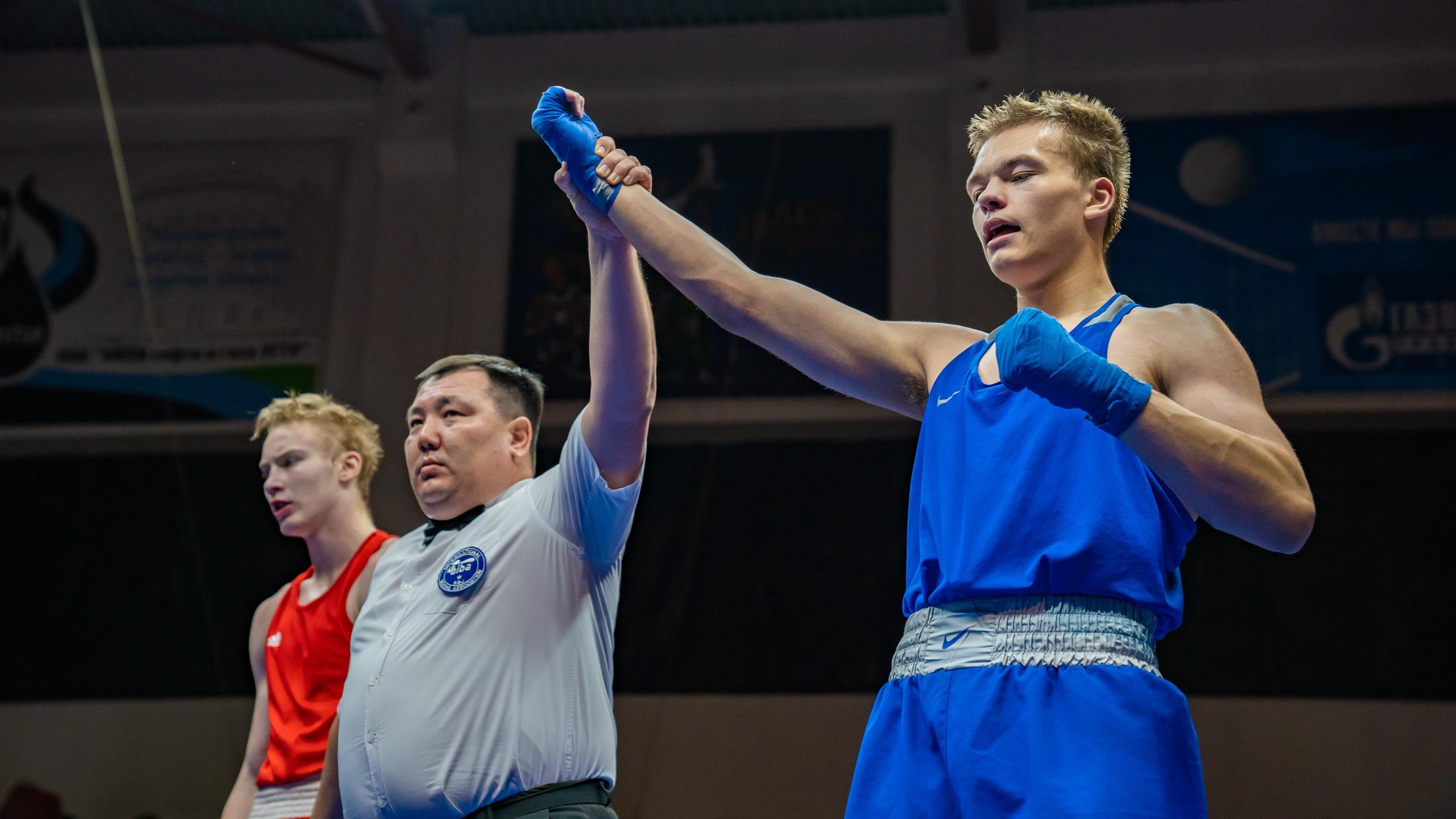 Фото с первенства СЗФО по боксу среди юниоров Ухта 2020_8