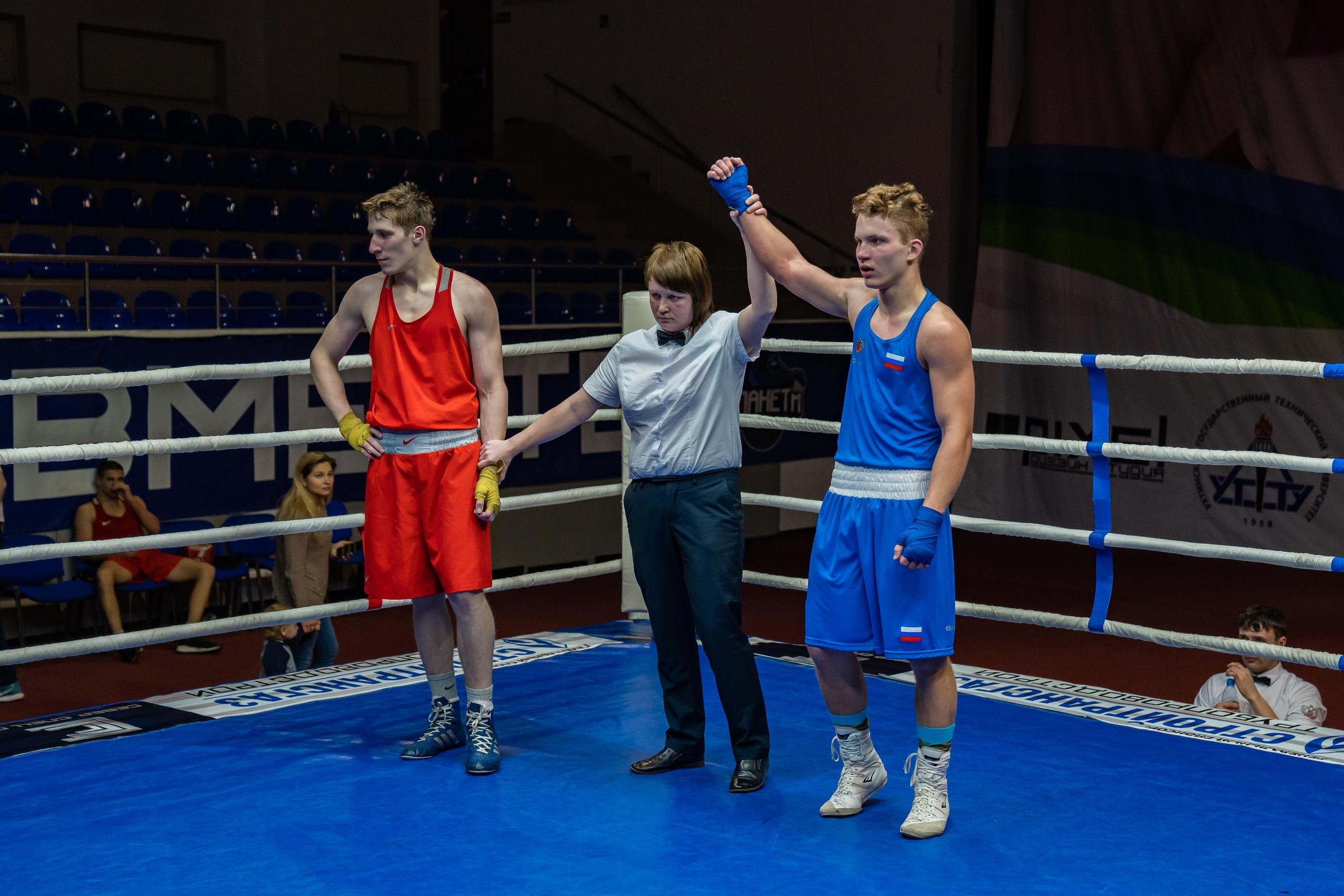 Фото с первенства СЗФО по боксу среди юниоров Ухта 2020_9