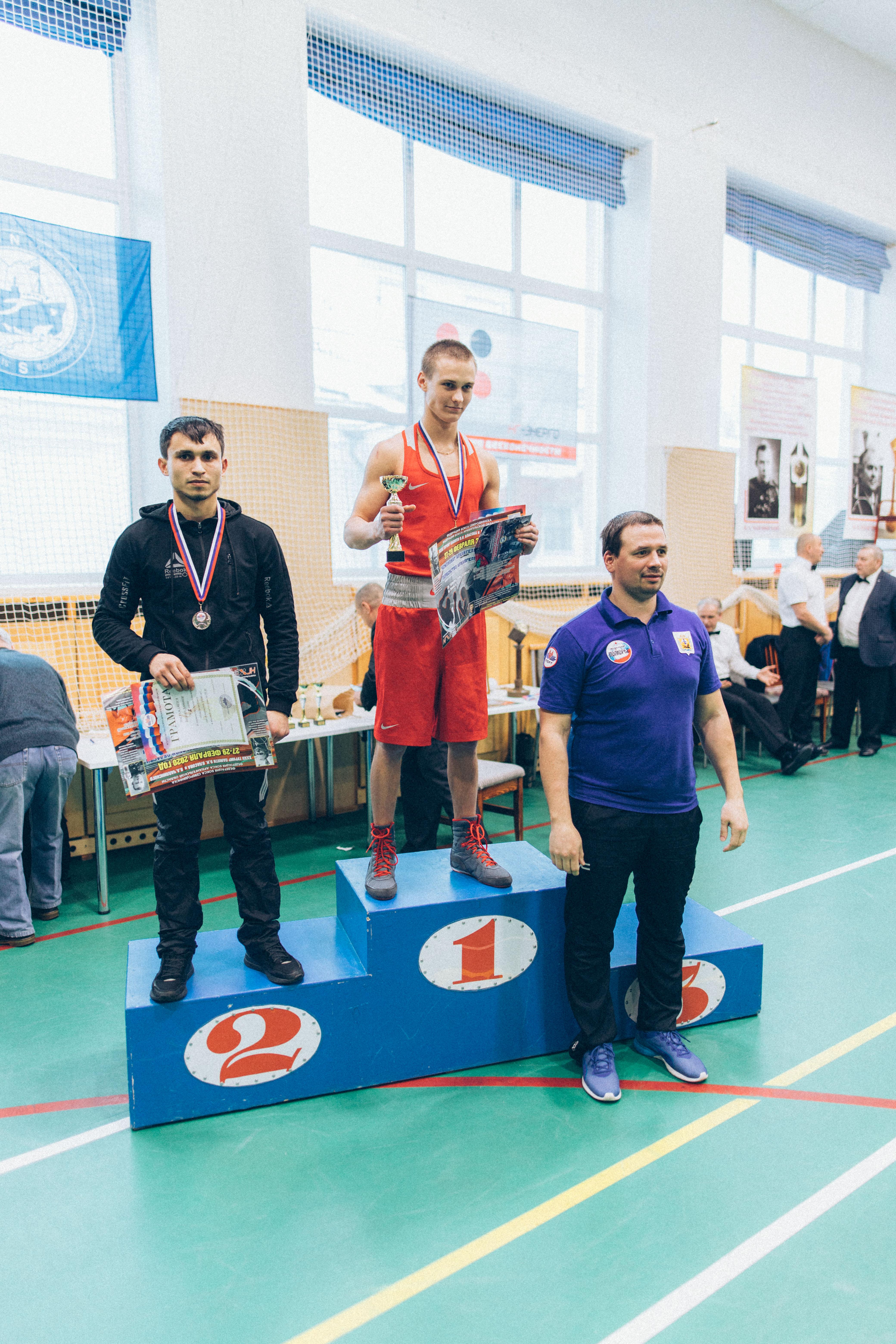 Фото с чемпионата и первенства Архангельской области 2020_45