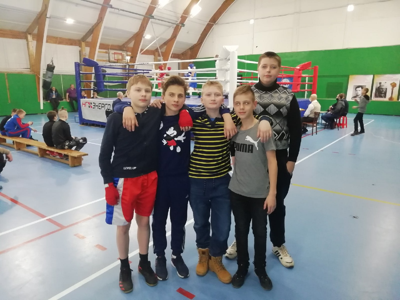 фото с чемпионата Архангельской области по боксу 2021_5