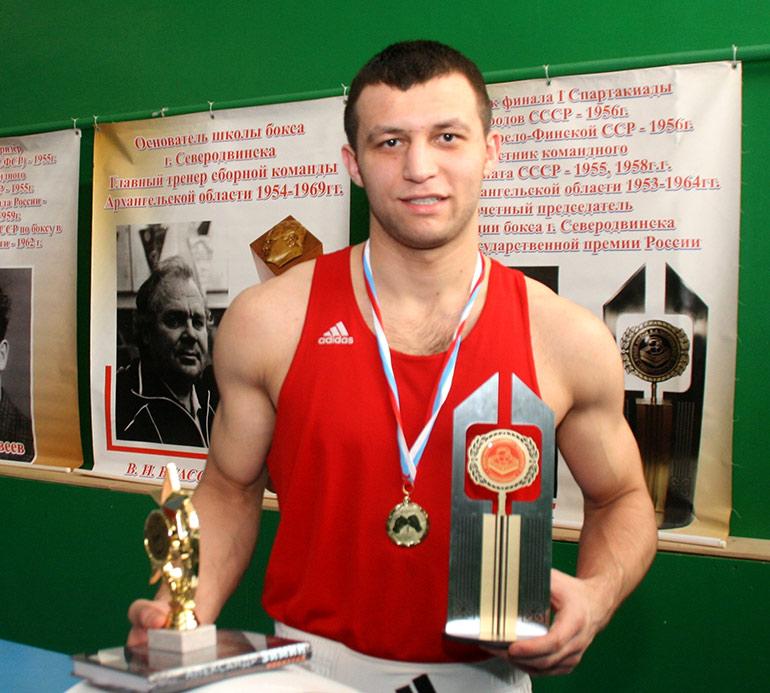 фото с чемпионата Архангельской области по боксу 2021_9