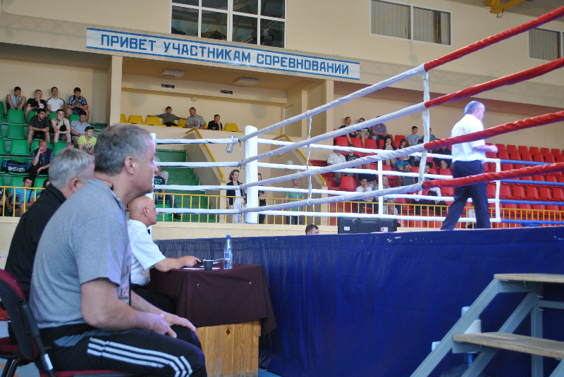 Фотоотчет с Первенства Северо-Западного Федерального округа по боксу среди молодежи (19 - 22 года) г.Сыктывкар 3-8 июня 2013