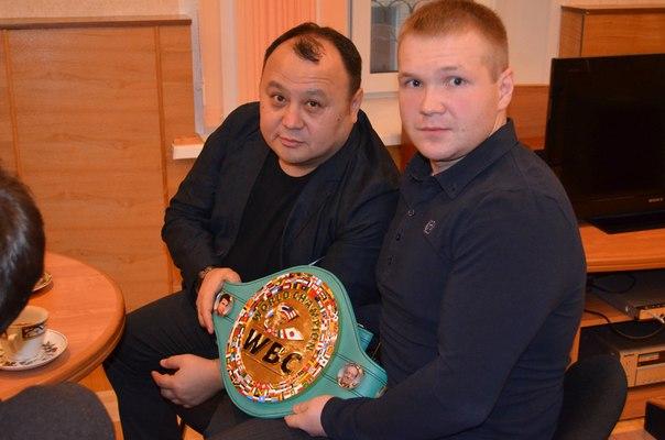 мастер-класс с чемпионом мира WBC Григорием Дроздом_1