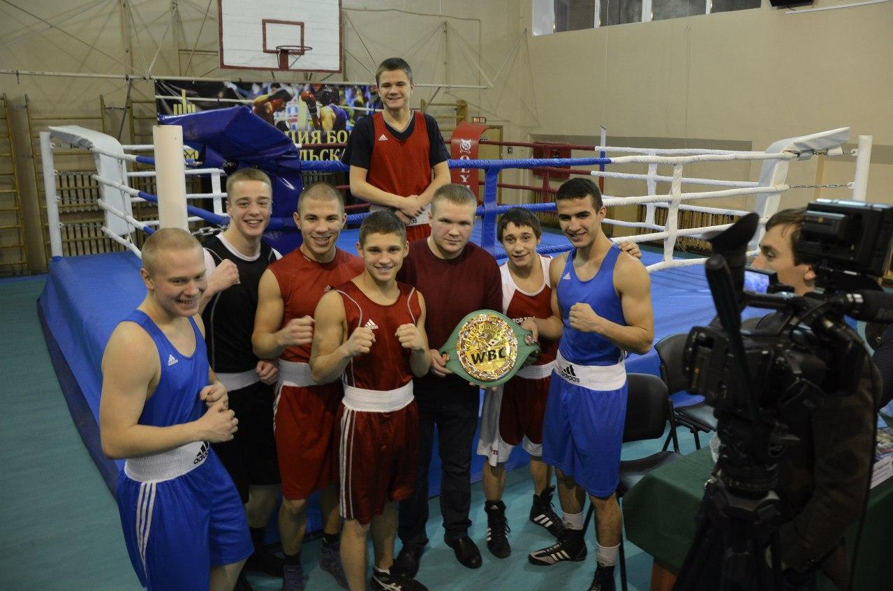 мастер-класс с чемпионом мира WBC Григорием Дроздом_2