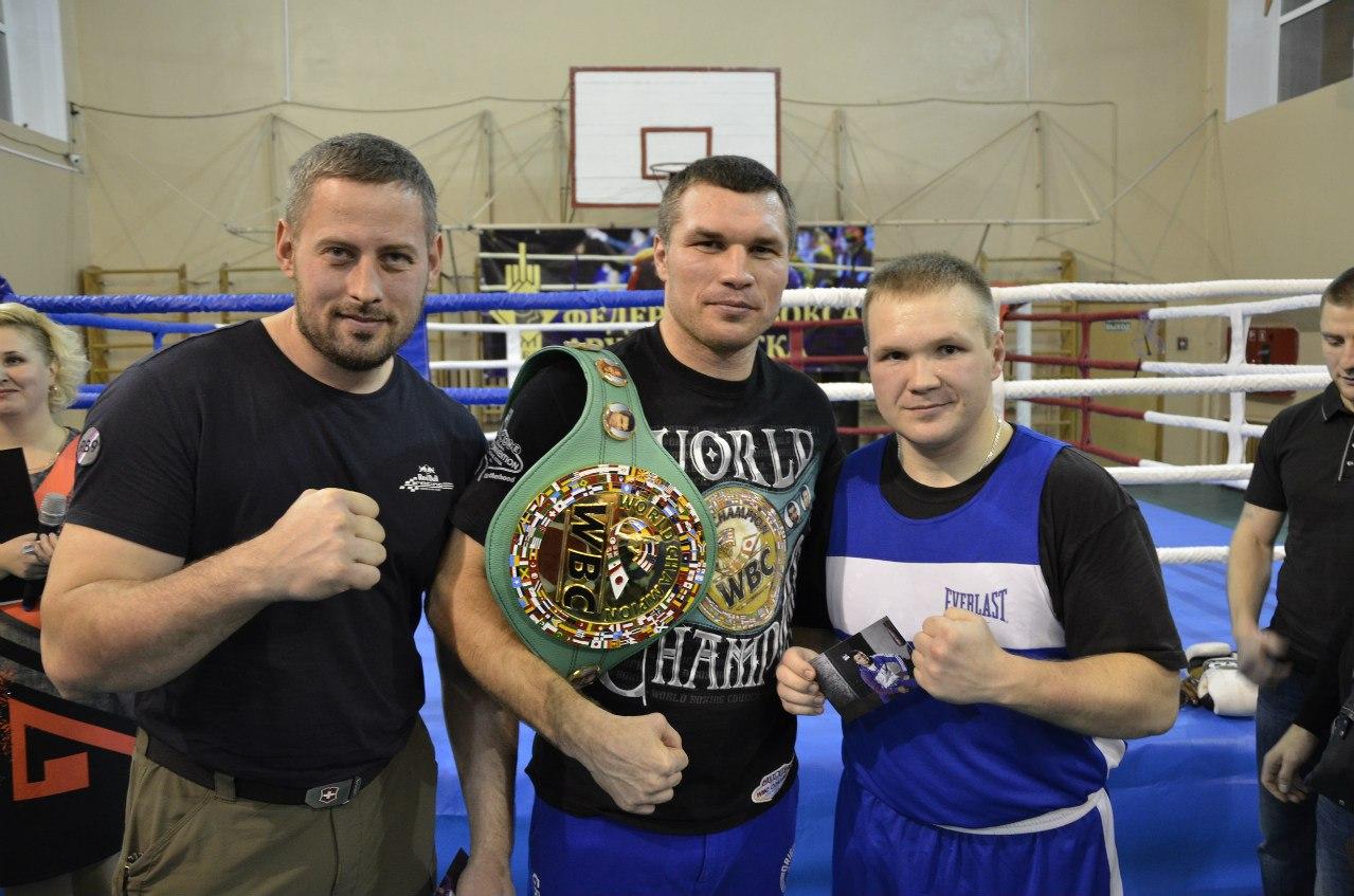 мастер-класс с чемпионом мира WBC Григорием Дроздом_4