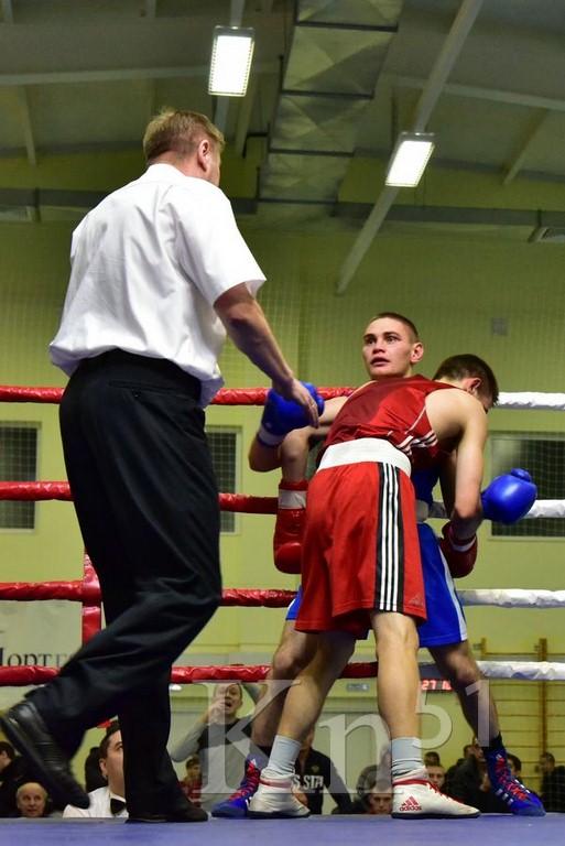 Фото-отчет с Чемпионата Северо-Западного федерального округа России по боксу. 2016