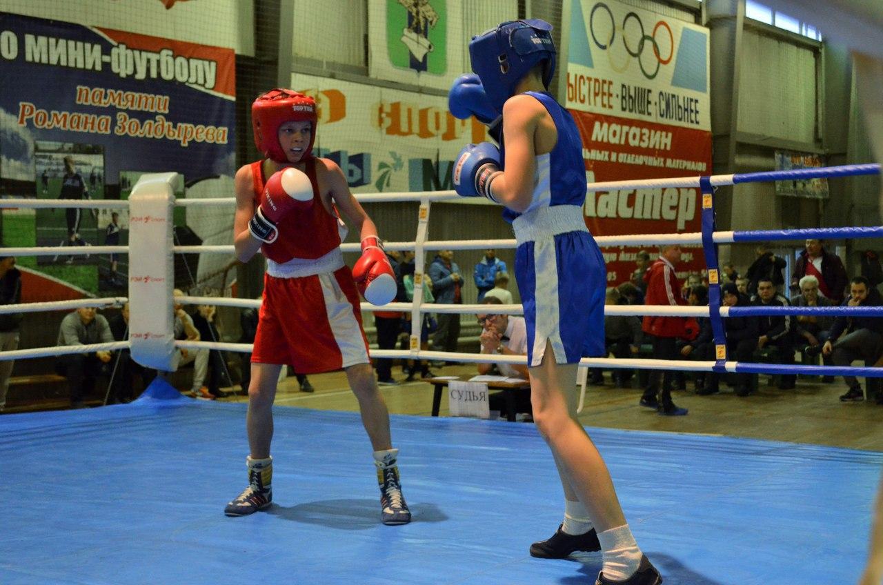 Традиционный турнир по боксу, посвященный памяти Андрея Колыгина _9