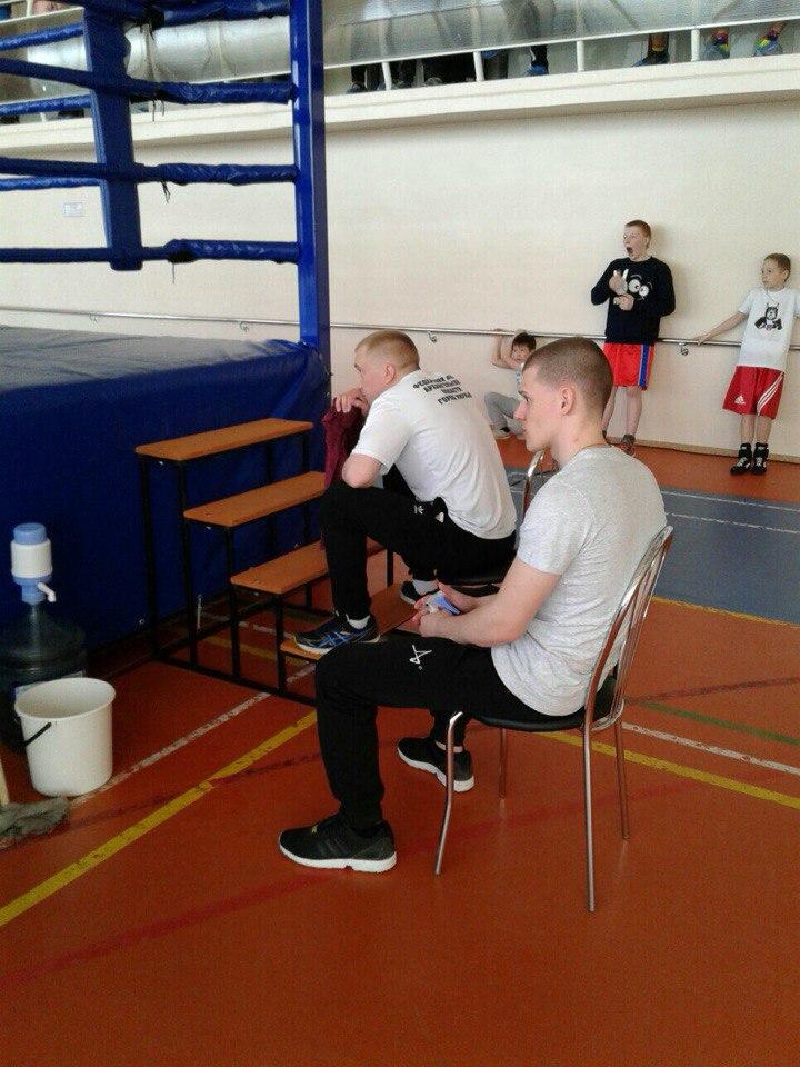 Фотоотчет с второго открытого турнира по боксу города Мирный и космодрома