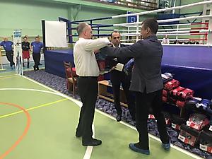 Фото с 20-го турнира по боксу памяти Бориса Порядина _6