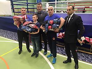 Фото с 20-го турнира по боксу памяти Бориса Порядина _7