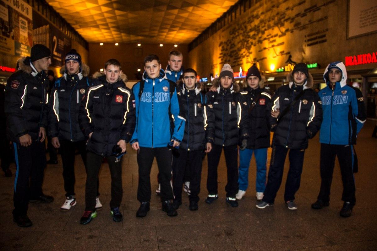 Молодежная сборная России бо боксу