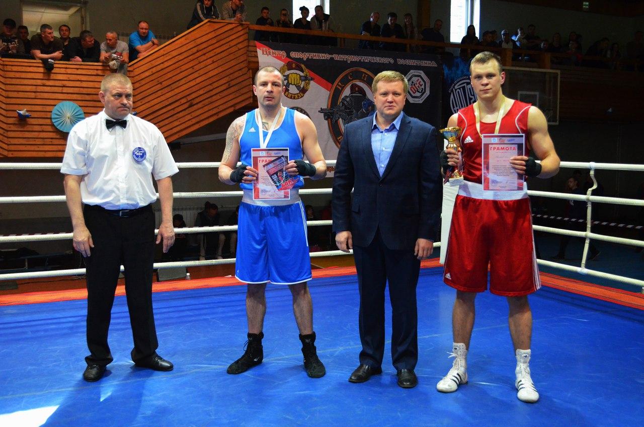 Фото-отчет с Чемпионата Северо-Западного федерального округа России по боксу. 2017