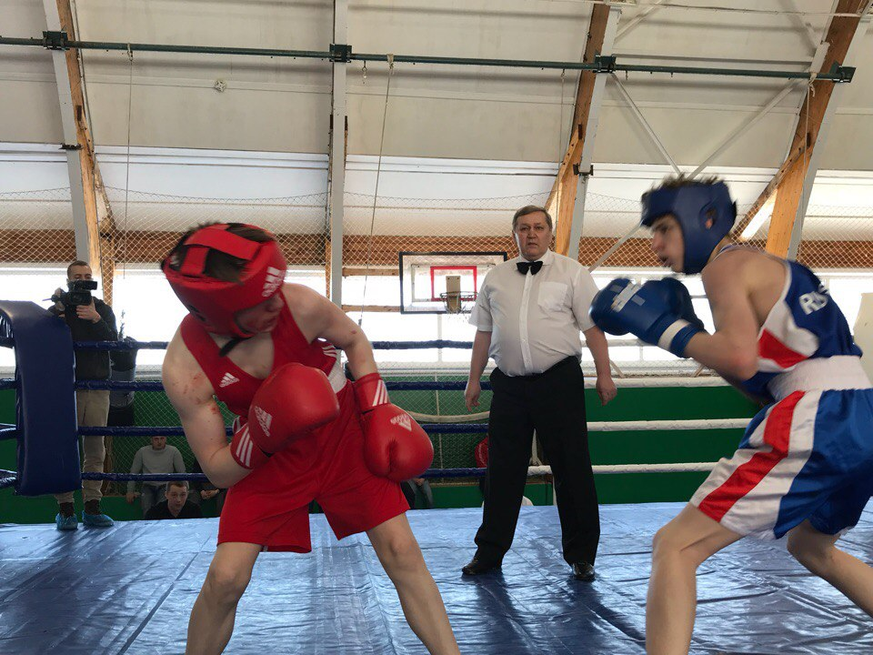 Фото-отчет с 30 турнира по боксу памяти  Валерия Власова и Владимира Чаплинского