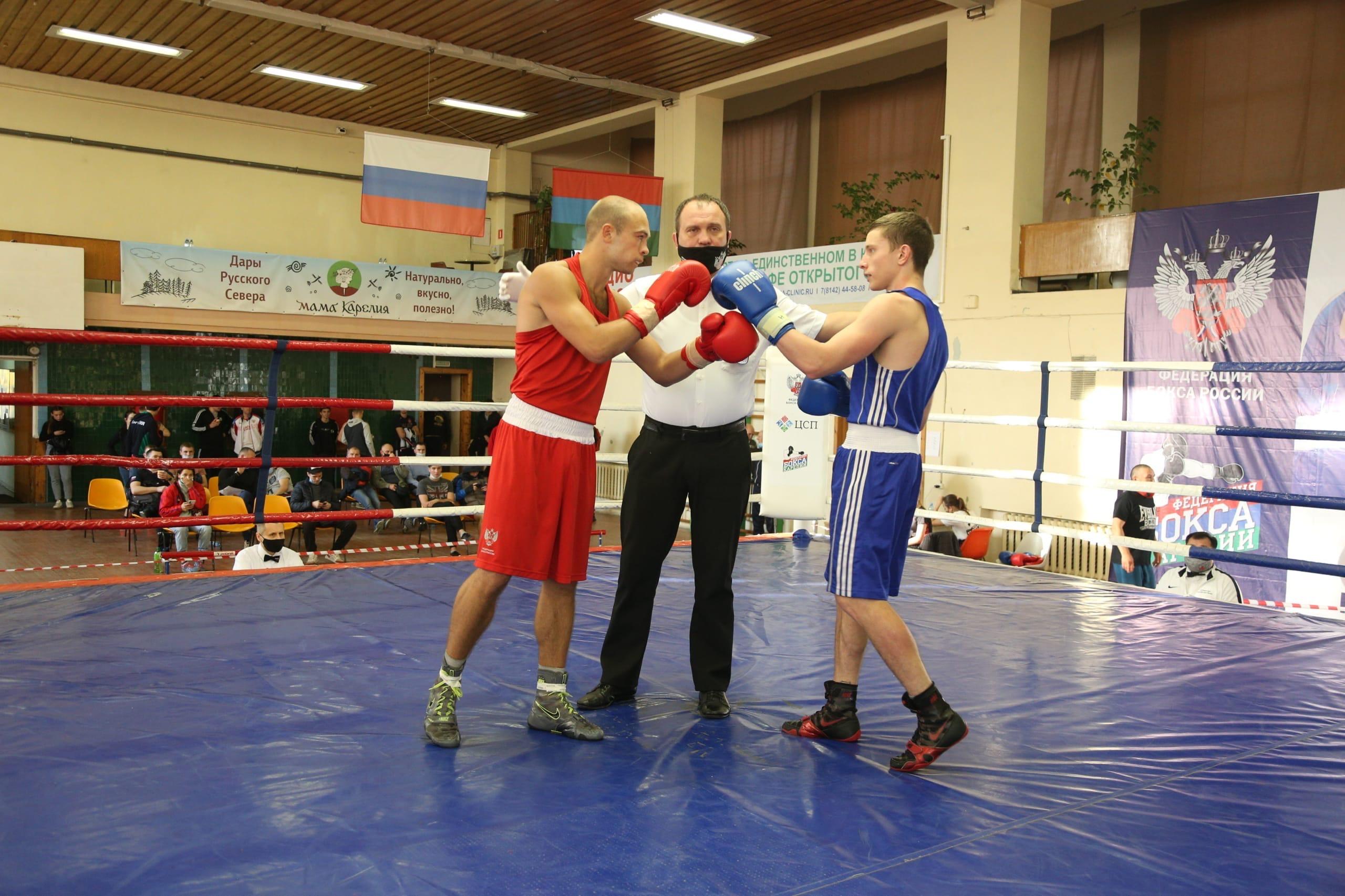Фото отчёт с чемпионата СЗФО по боксу среди мужчин  (Петрозаводск 2020)