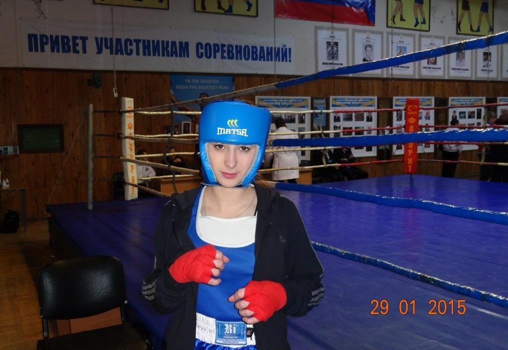 фото с первенства Северо-Западного Федерального округа России по боксу среди девушек._1