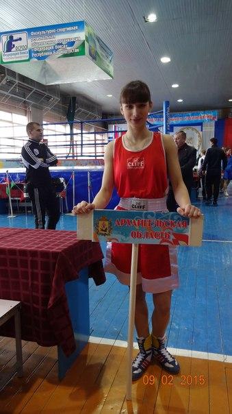 фотоотчет с первенства Северо-Западного Федерального округа России по боксу среди девушек_1