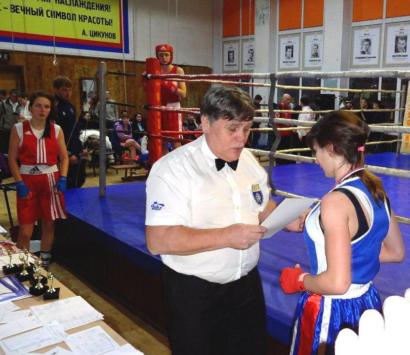 : фотоотчет с первенства Север-Западного Федерального округа России по боксу среди девушек_2