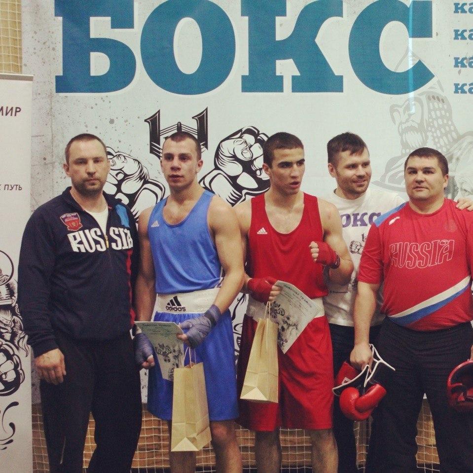 фотоотчет с вечера памяти тренера по боксу Петра Березовского