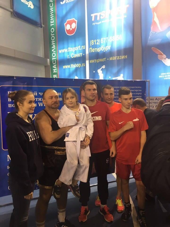 Фото-отчет с мастер-класса чемпиона мира по боксу WBC Григория Дрозда.